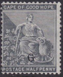 Griqualand West 1878 SC 87 Mint