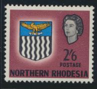 Northern Rhodesia  SG 85 SC# 85 MH - see details