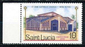 St Lucia #867 Single MNH