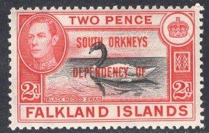 FALKLAND ISLANDS SCOTT 4L3