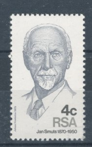 South Africa 1975 Jan Smuts Scott # 442 MNH