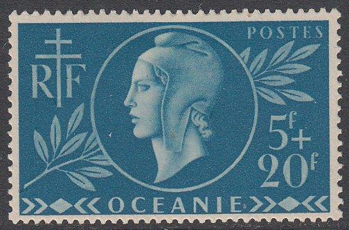 French Polynesia B13 MH CV $2.00