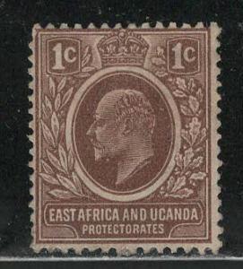 East Africa and Uganda Scott # 31, unused, no gum