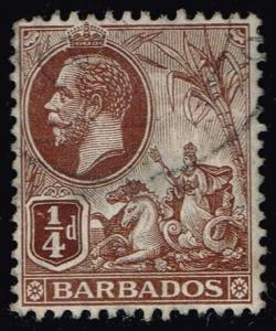 Barbados #116 Seal of the Colony; Used (1.90)