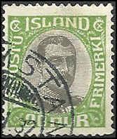 Iceland - O45 - Used - SCV-5.50