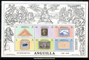 Anguilla Scott 354a Mint never hinged.