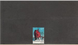 AUSTRALIAN ANTARTIC TERRITORY L123 MNH 2019 SCOTT CATALOGUE VALUE $5.50