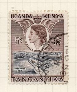 Tanganyika 1954 Early Issue Fine Used 5c. 292053
