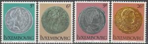Luxembourg #618-21 MNH F-VF  CV $3.50 (SU3827)