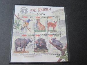 Ghana 2002 Sc 2331 Bird MNH