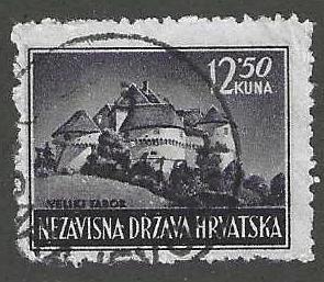 Croatia 55   Used