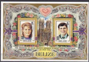 Belize #834  MNH  CV $5.75 (K1998L)