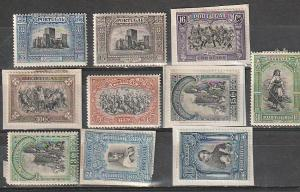 Portugal Mint OGH lot
