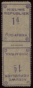 New Republic Scott 59d Gibbons 72b Mint Stamp