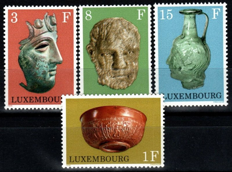 Luxembourg #508-11  MNH
