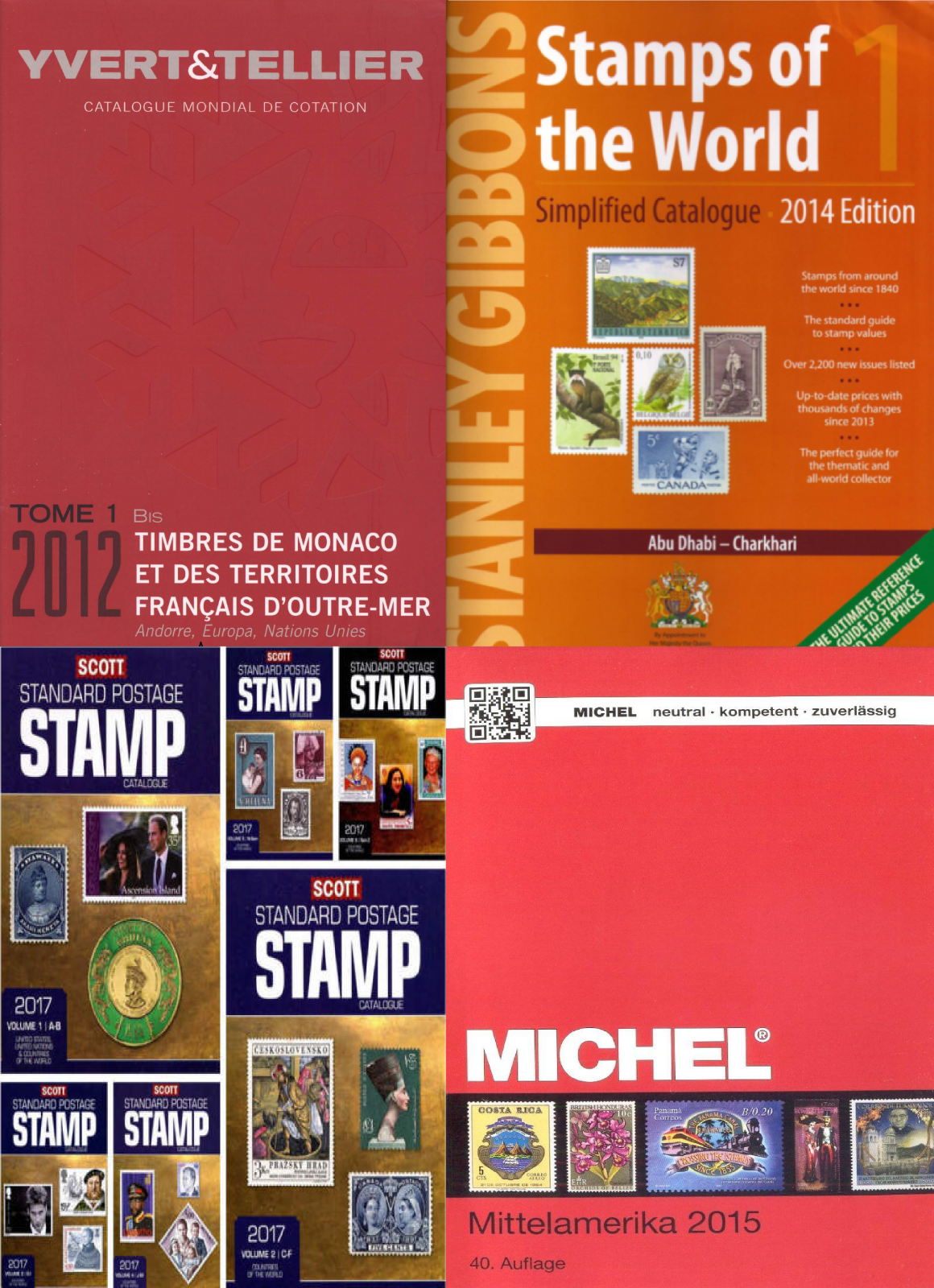 yvert tellier stamp catalogue download