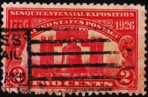 U.S.A. 1926 2c S.G.628 Fine Used