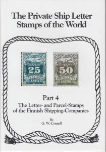 The Private Ship Letters of the World, Part 4, G.W. Connell, Finnish Shipping Co