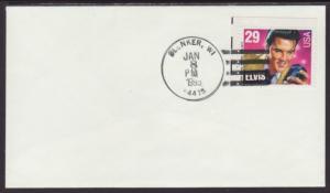 US Elvis 1993 Uncachted U/A FDC BIN