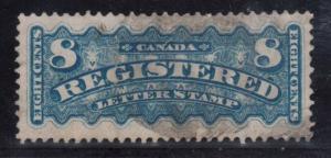 Canada #F3 VF Used