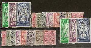 Ireland 1940-68 Definitive Mint & Fine Used