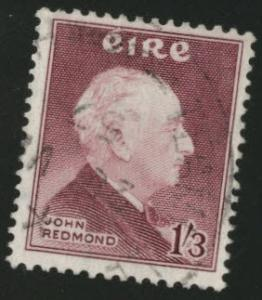Ireland Scott 158 used 1957 Redmond stamp CV$10