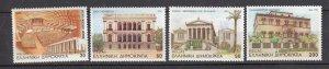 J26126  jlstamps 1993 greece set mnh #1774-7 designs