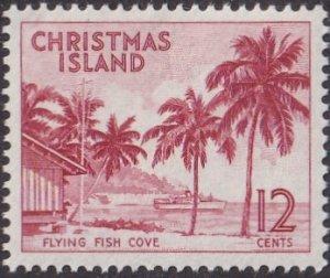 Christmas Island #17 Mint