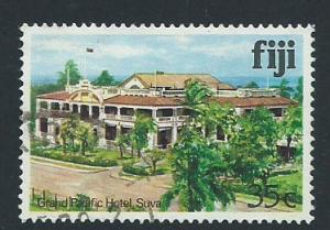 Fiji   QEII SG 591A VFU