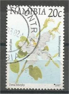 NAMIBIA, 1997, used 20c Fauna and Flora, Scott 855
