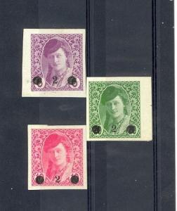 Yugoslavia Scott 1L43-1L45     [ID#432036]