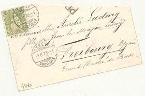 P136 1873 Geneve, Switzerland to Freiburg, Germany {samwells-covers}