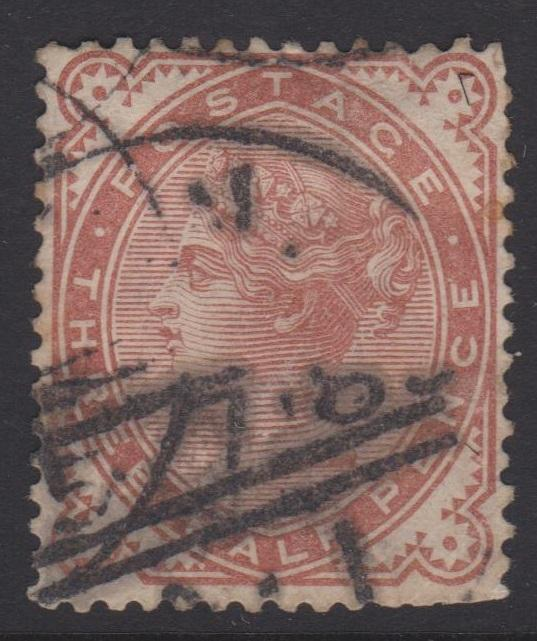 Great Britain QV Sc#80 Used