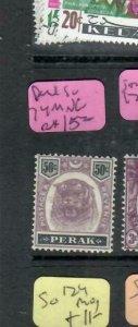 MALAYA PERAK  (PP2706B)  TIGR 50C  SG 74   MNG