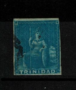 Trinidad SG# 4 Used / Small Hinge Rem - S6241