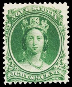 NOVA SCOTIA 11  Mint (ID # 101785)