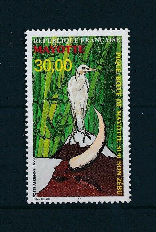 [102582] Mayotte 1998 Bird vogel oiseau  MNH