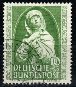 Germany #B324  F-VF Used  CV $15.00 (X9474)