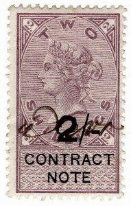 (I.B) QV Revenue : Contract Note 2/-