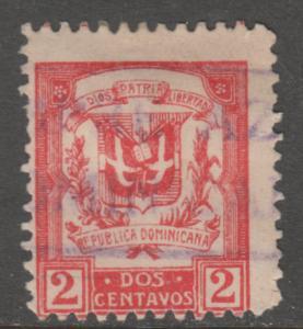 Dominican Republic 234 Coat of Arms 1924