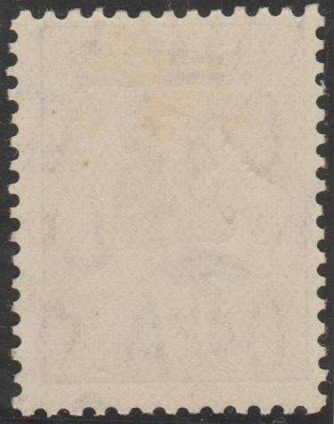 SG: 137;Very lightly mounted, barely visible;1935 £ 1 Grey