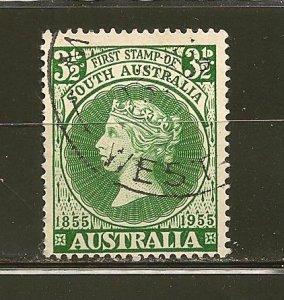 Australia 285 Queen Victoria Used