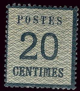 Important France Official imatation 20C Unused...From a great auction!