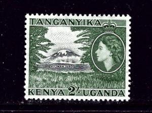 Kenya UT 114 MH 1954 Kilamanjaro
