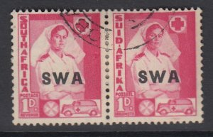 SOUTH WEST AFRICA, Scott 136, used