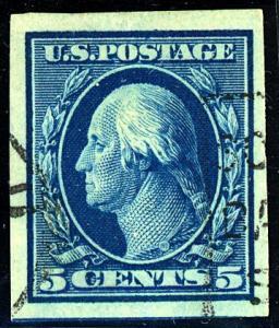U.S. #347 Used VF