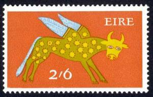 Ireland Sc# 263 MH 1968-1970 Winged Ox