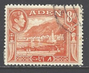 Aden  Sc # 23 used (RRS)