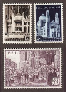 Belgium #B511-13 MNH complete CV$42