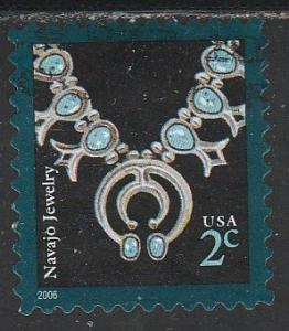 3751 - .02 Necklace used vf.
